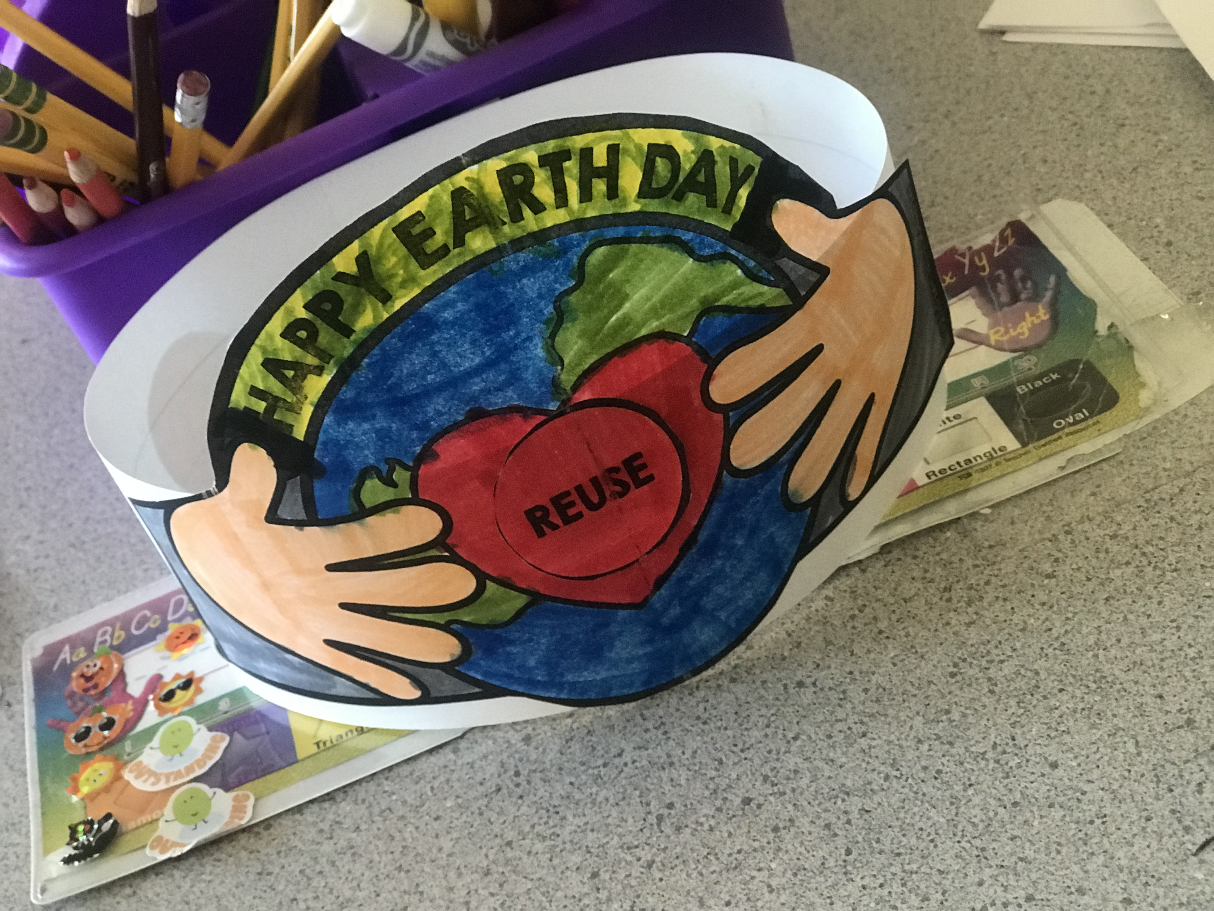 Seely Place Celebrates Earth Day